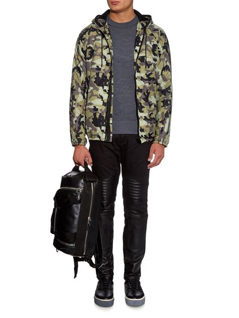givenchy rottweiler sweater lyst givenchy rottweiler embroidered wool sweater in gray for