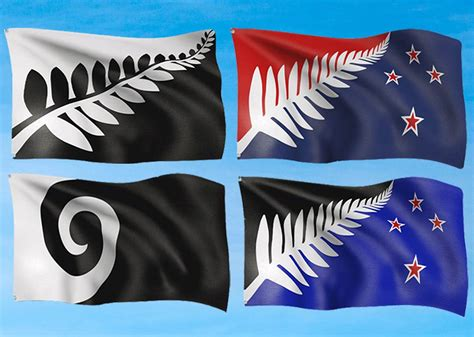 flag design contest new zealand new zealand rejects new flag after 17m design contest
