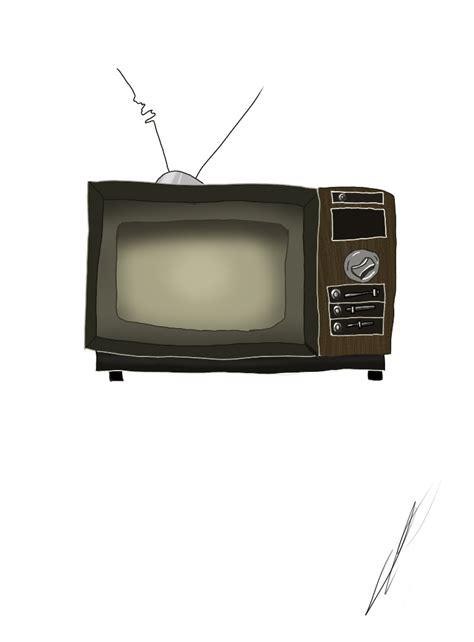 on tv tv by blumestien on deviantart