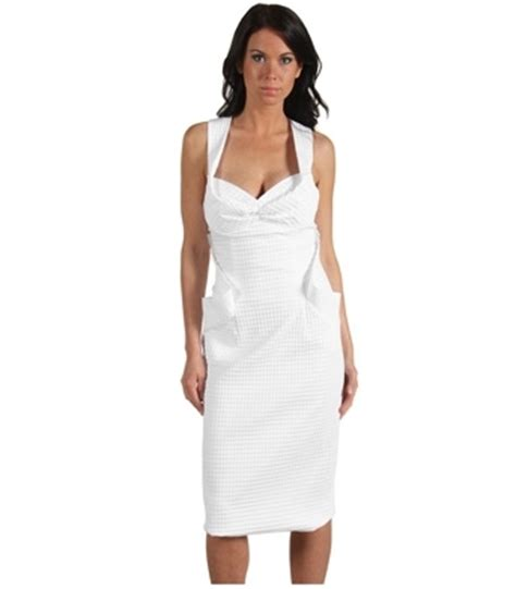 Baglady Preview Outfitters by Vivienne Westwood White Dress 10 Fabulous Designer
