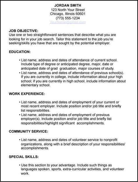 Do You Need A Resume For Your by 12 Best Resume Writing Images On Sle Resume