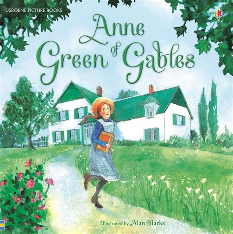 green gables picture book of green gables at usborne children s books