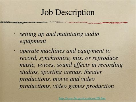 audio engineer job description reportspdf762 web fc2 com