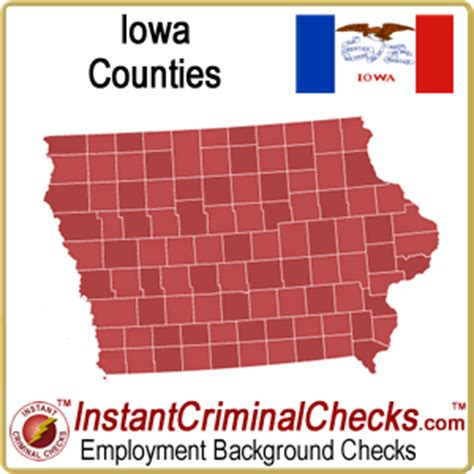 Iowa Criminal Background Check Iowa County Criminal Background Checks And Ia Court