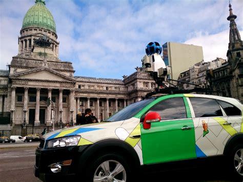 imagenes insolitas street view argentina google inici 243 la recolecci 243 n de im 225 genes para street view