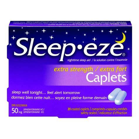 sleep aid buy sleep eze nighttime sleep aid extra strength coated