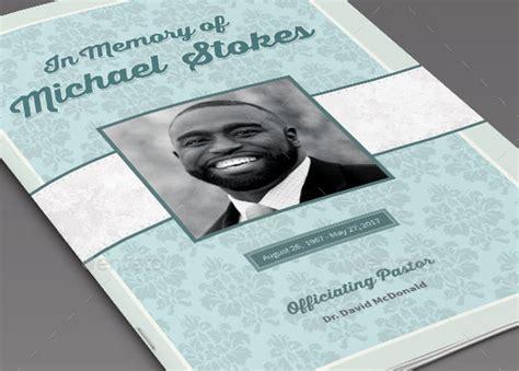 comfort funeral program template inspiks market