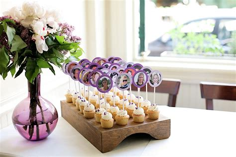 Diy Cupcake Escort Cards The Sweetest Occasion Original Ideas