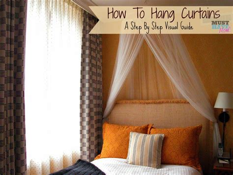 how to hang curtians curtains guide decorate the house with beautiful curtains