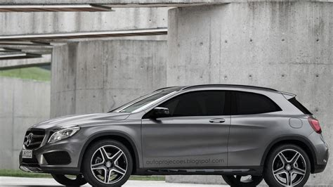 New Mercedes Gla Coupe by Mercedes Gla Coupe Rendered