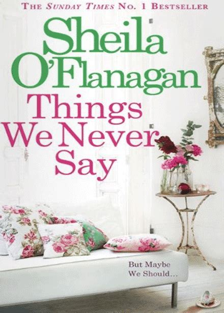 Book Review Never Say Never By Hill by Things We Never Say By O Flanagan Handwrittengirl