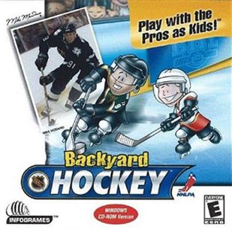 backyard hockey backyard hockey series backyard sports wiki