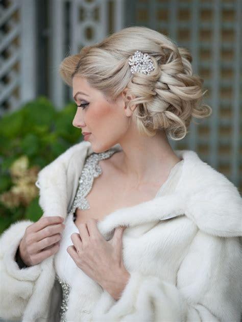 Hochzeitsfrisur Winter by 55 Brautfrisuren Stilvolle Haarstyling Ideen F 252 R Lange Haare