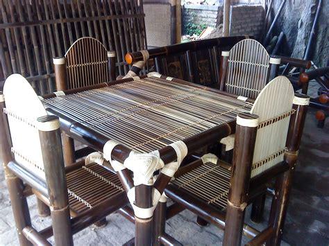 Kursi Bambu Di Banyuwangi kursi bambu istanabamboofurniture