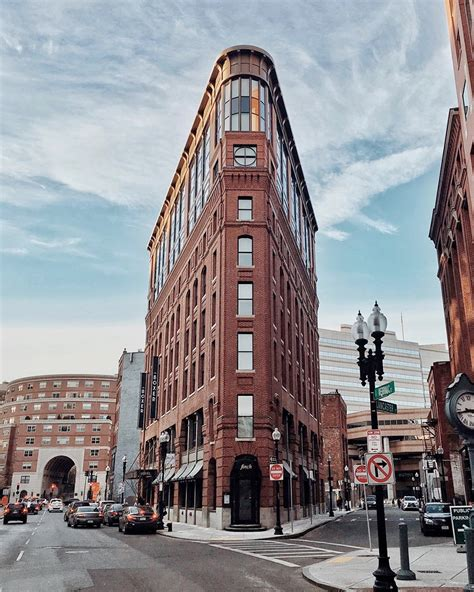 best boutique hotels in boston the boxer trendy boutique hotel in boston s end