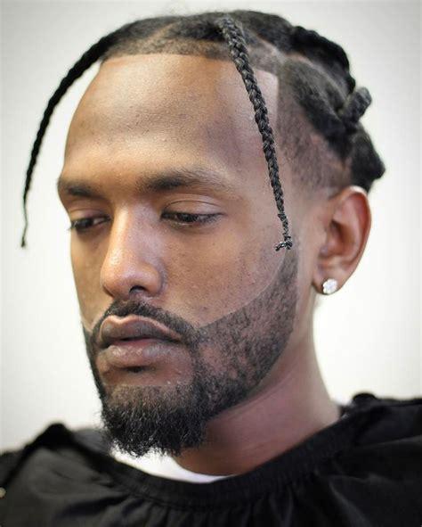 black men with stylish beards black men short stubble beard black men beard styles