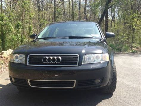 how can i learn about cars 2004 audi a4 head up display sell used 2004 audi a4 sedan 4 door 1 8 turbo great mpg no reserve in newark delaware united
