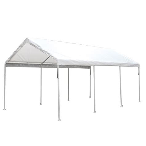 cing awnings and canopies king canopy hc1020pc 10 feet by 20 feet hercules 8 leg