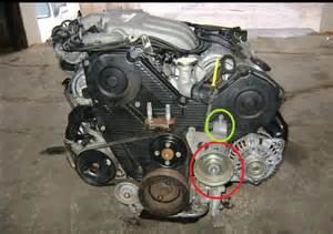 tensioner pulley mazda 6 images