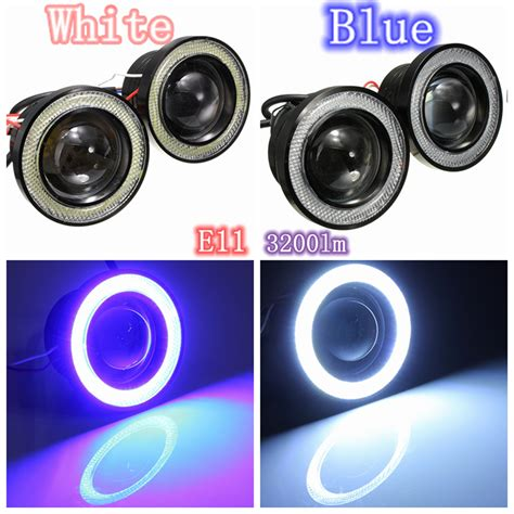2x 12v Car Suv White 36 Cob Led Xenon Hid Dome Lights Bulb Interior Pa projector in gauteng value forest
