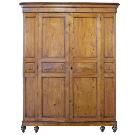 pine armoire for sale northern european pine armoire for sale at 1stdibs