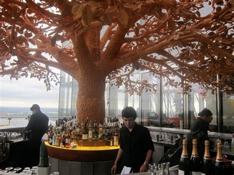 Best Dining Room by Duck And Waffle Restaurant Review 2012 September London