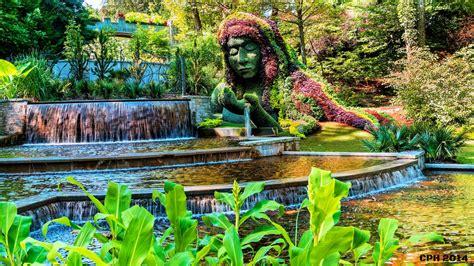 Botanical Gardens In Atlanta Ga 612 Atlanta Ga Atlanta Botanical Gardens Cascade Garde Flickr