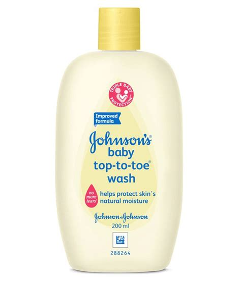Johnson Tap To Toe Sensitive Touch Baby Wash Sabun Mandi Cair Bayi 200 johnson s baby top to toe wash 200 ml buy johnson s baby top to toe wash 200 ml at best