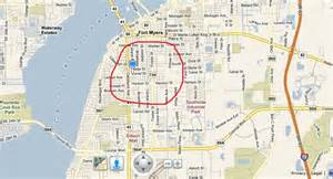 map of ft myers florida area interest in ft myers area but i some questions cape