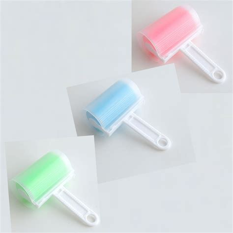 reusable sticky clothes carpet lint fur pet hair remover