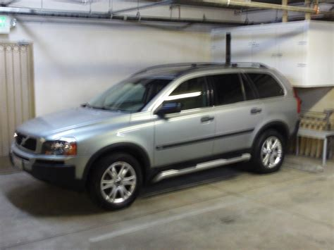 volvo xc90 reliability 2004 2004 volvo xc90 silver 200 interior and exterior images