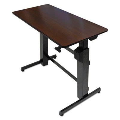 Workfit D Sit Stand Desk Ergotron Workfit D Sit Stand Desk