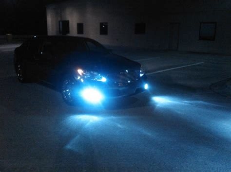 Led Fog Ls by Led Fog And Nike S Done Club Lexus Forums
