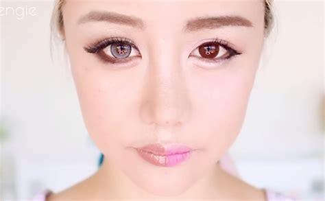 Eyeshadow Korea makeup tips style guru fashion glitz style unplugged