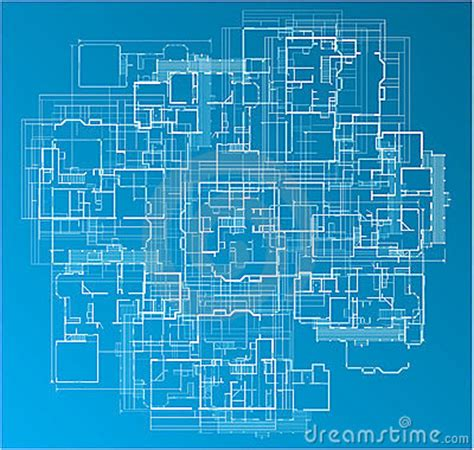 blueprints of buildings building blueprint royalty free stock photos image 11040628