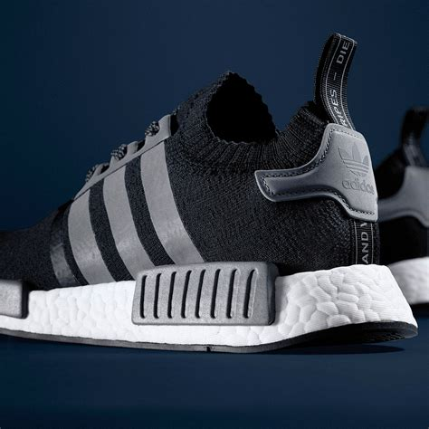 Sepatu Adidas Nmd Runner Grey White wholesale prices adidas consortium nmd runner pk key city