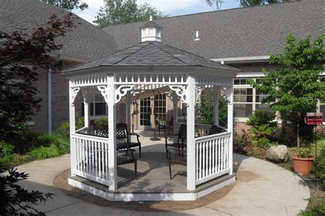 backyard gazebo ideas backyard gazebo ideas from lancaster county backyard in