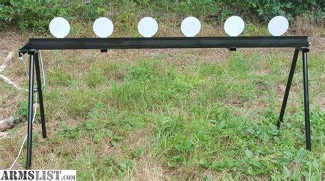 Steel Target Plate Rack by Armslist For Sale Reactive Target Plate Rack Shooting