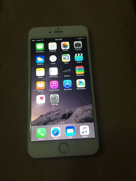 neatly  iphone   gb silver factory unlocked technology market nigeria