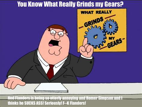 grinds  gears   darthraner