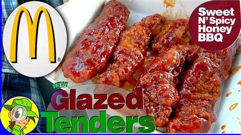 Sweet And Sweet 7 mcdonald s 174 sweet n spicy honey bbq glazed tenders