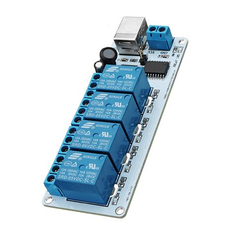 5v 200ma Power Supply by Dc 5v 200ma 4 Channel Usb Relay Module With Doubled High