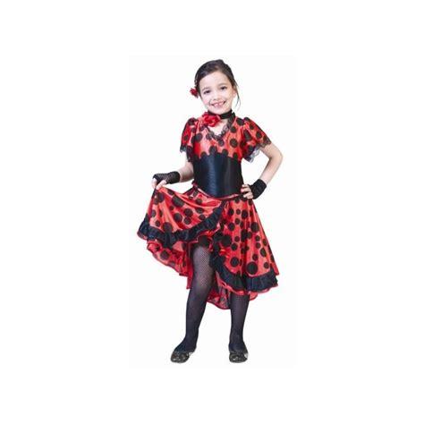 Robe Espagnole Flamenco Fille - accessoires flamenco espagnol