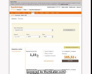 banca online bankinter dep 243 sito 12 meses de bankinter comparativa de dep 243 sitos