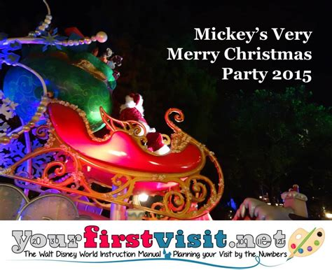 review the 2015 edition of mickey s very merry christmas