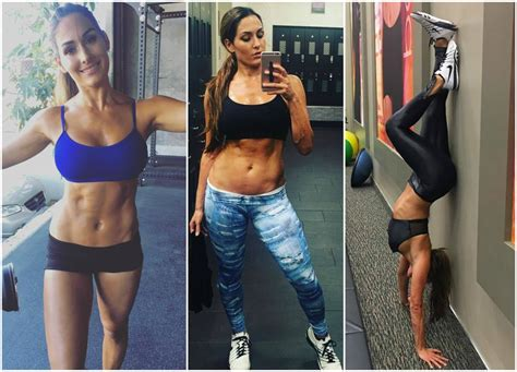 nikki bella wwe age bella twins height weigh and age opposite views on their