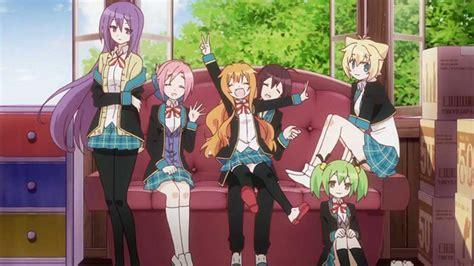 anime and club gj bu gj club impression