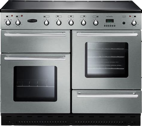 chrome range rangemaster toledo shop for cheap cookers ovens and