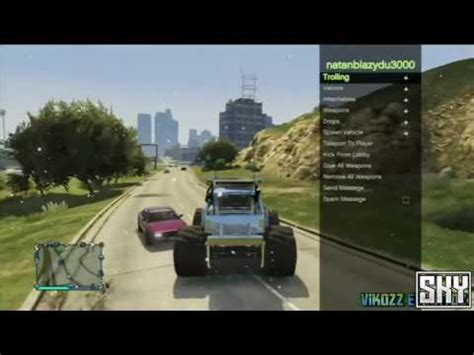 mod gta 5 usb gta 5 online usb mod menu download no jailbreak ps3 ps4