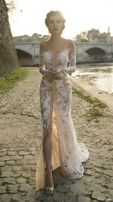 trendy julie vino wedding dresses collection  page